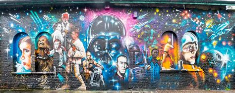 star wars street art   find kuriositas