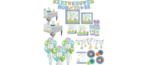 Woodland Baby Shower Supplies by Woodland Baby Shower Supplies City