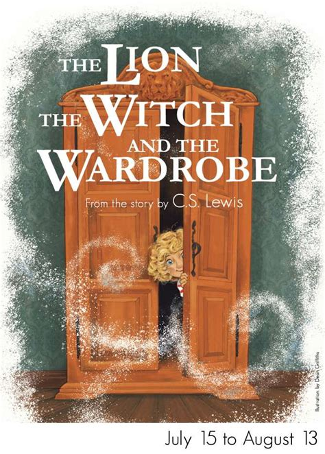 Witch Wardrobe by The The Witch And The Wardrobe Chemainus Theatre Festival