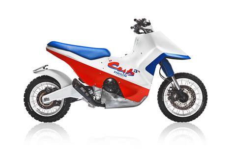 Honda Motorrad Xadv by La Honda Que Homenajea A La Cub Ez90 Gente De Moto