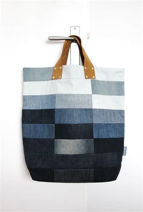 Denim Patchwork Bag Patterns Free - 25 best ideas about denim bag on jean bag