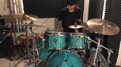 alan walker drum alan walker faded cover drum by ton youtube