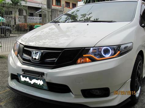 Lu Led Honda City hid retrofit 187 honda city gm