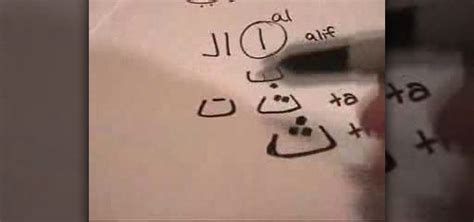 how to write the letters of the arabic alphabet 171 arabic