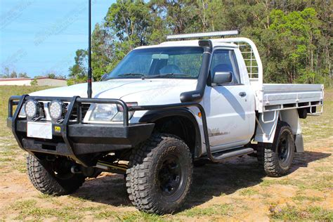 nissan patrol 2016 white nissan single cab ute auto cars