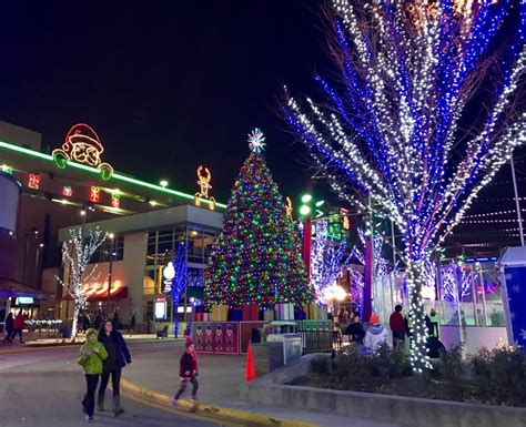 Rosemont Lights by Chicago Activities For The Whole Family Loews
