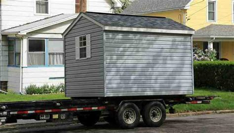 Shed Moving And More by Storage Building Shed Movers
