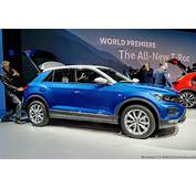 Volkswagen T Roc Il Nuovo SUV Si Fa Cittadino FOTO E