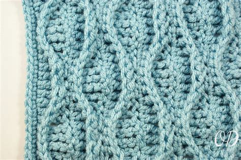 crochet wave stitch free pattern crochet stitches double wave stitch and granny square pattern