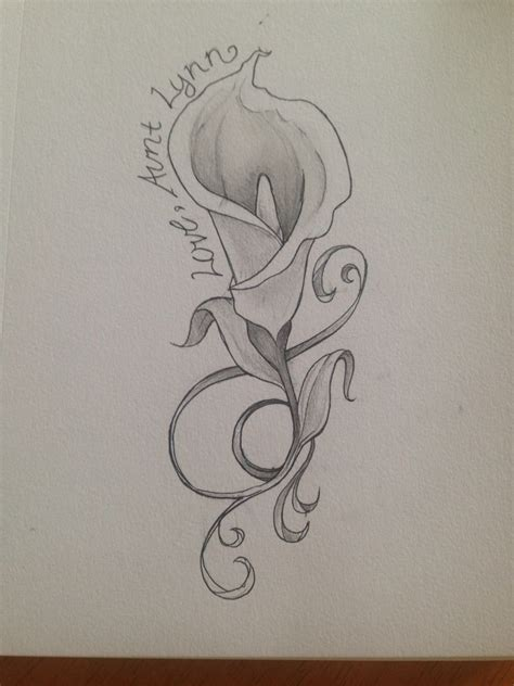 small calla lily tattoos calla lilly concept 1 jade lewis