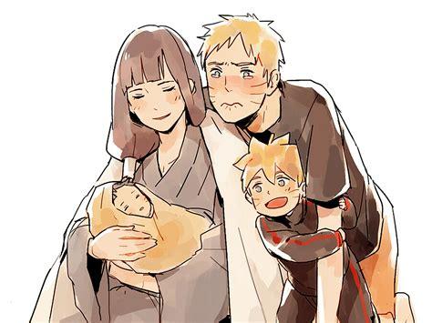 boruto id uzumaki family naruto image 1873380 zerochan anime