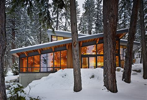 lake wenatchee cabin rustic exterior seattle