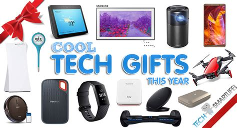 tech gifts  top christmas gift ideas   techsmartlife