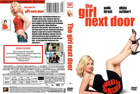 Next Door by The Next Door Unrated Dvd Custom Covers 416the Next Door Dvd Covers