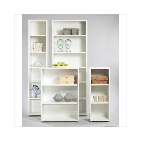 Narrow White Bookcase Bundle 59 Tvilum Fairfax Narrow Bookcase In White Master Bedroom Suite