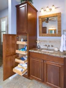 Bathroom Counter Storage Tower » New Home Design