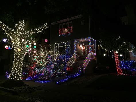 east bay christmas lights displays best lights in the east bay 510 families