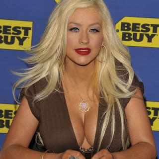 Xtina Is Not Preggers by Stop The Presses Aguilera Has Big