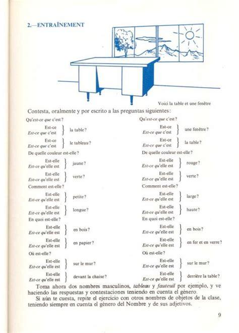 preguntas frances basicas los manuales de franc 233 s en espa 241 a entre 1938 y 1970
