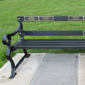 memorial benches cost memorial benches