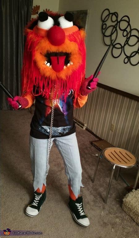 animal   muppets costume diy
