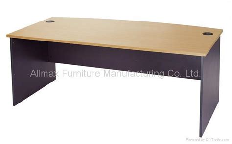 Front Desk Supplies by Bow Front Office Desk Cbfdk Allmax China Manufacturer