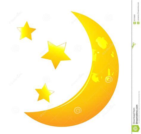 sol y la luna nubes estrellas vector de stock 169 son estrellas de la pizca de la luna del vector fotos de