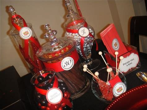 themes in the gold cadillac black red cadillac theme birthday party ideas