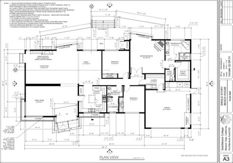 Autocad Tutorial Building Plans