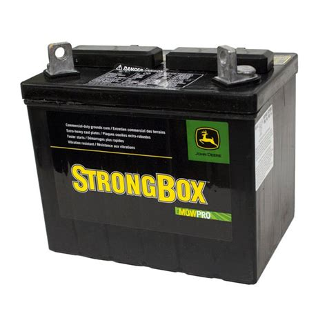 deere charge battery 12 volt bci u1 cca 342