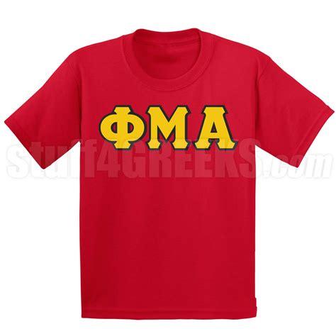 phi mu alpha screen printed t shirt