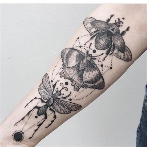insect tattoos best 25 insect ideas on bee