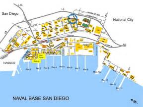 naval base directions to naval base san diego