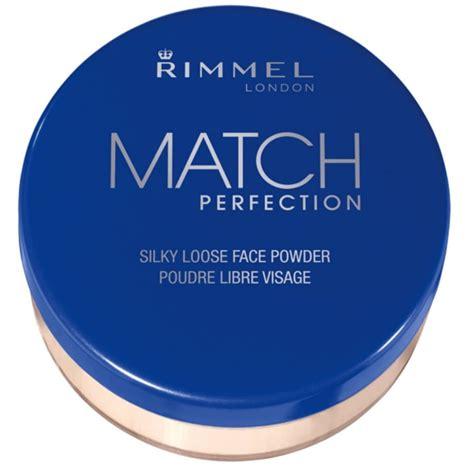 Rimmel Powder match perfection silky powder 001 transparent