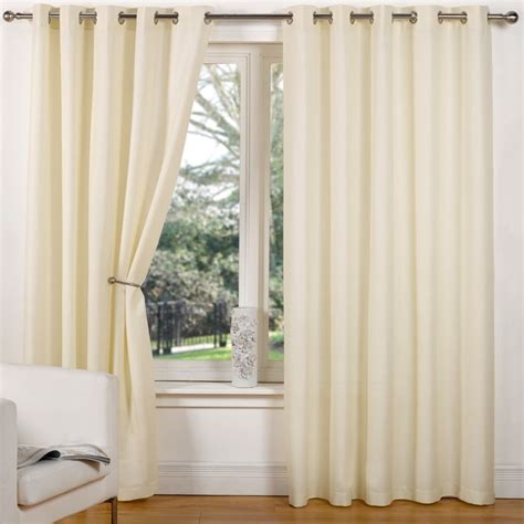 curtains 72 width canvas eyelet curtains 66 quot width x 72 quot drop natural