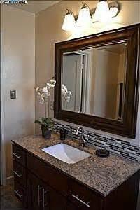 Bathroom mirrors big mirror bathroom backsplash ideas house bathroom