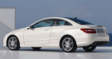 mercedes e class coupe amg 3 oopscars
