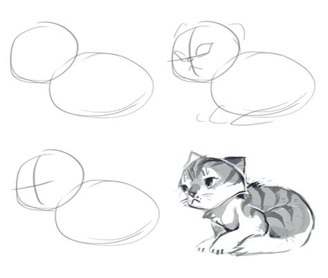 sketchbook pro lineart tutorial cat drawing tutorial 100 useful pls use by kyldrun on