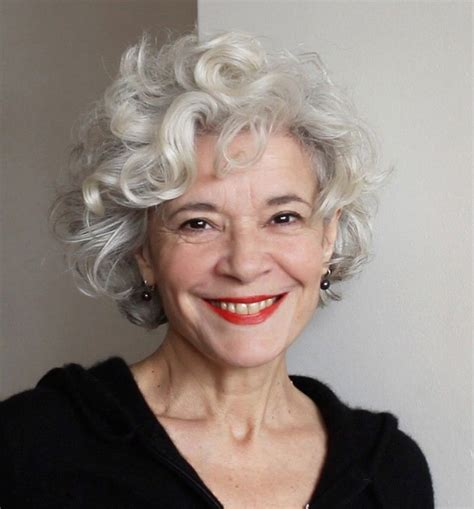 old grandma hairstyles curly masters short curly hair pinterest style love her