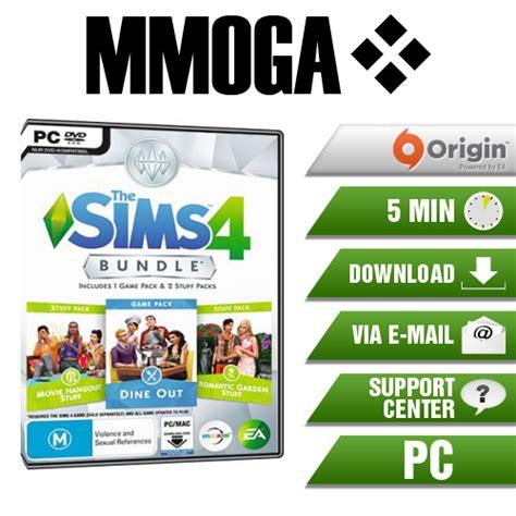 Pc The Sims 4 Bundle Pack 1 Origin Dlc the sims 4 bundle pack 3 dine out hangout