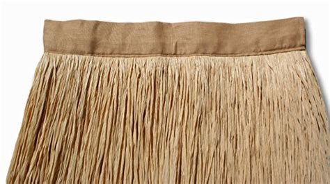 grass skirt curtains grass skirt valance