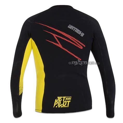 design matric jacket blowsion jetpilot matrix jacket red yellow jp17141