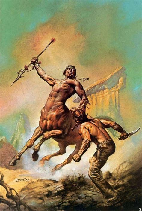 tag mythologie boris vallejo centaur fighting human tags centaurs