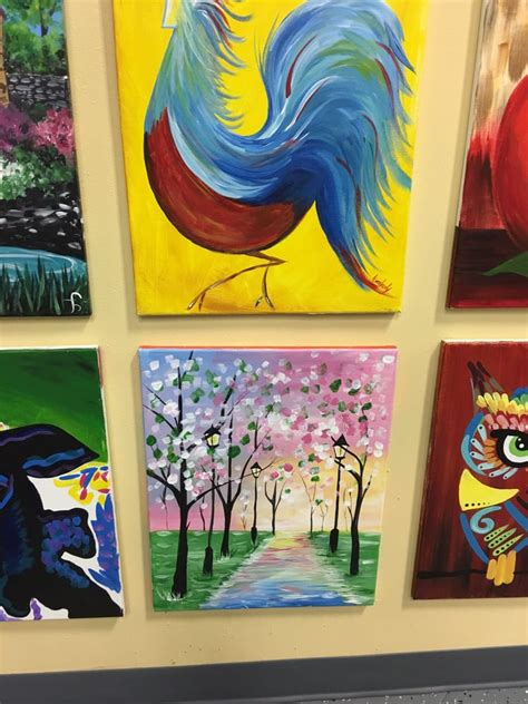 paint with a twist fort smith painting with a twist paint sip 3875 ave