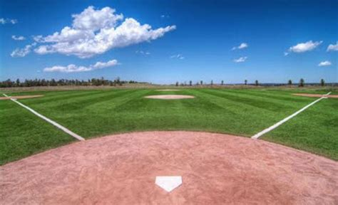 how to build a baseball field in your backyard it s opening day for major league baseball as a salute to