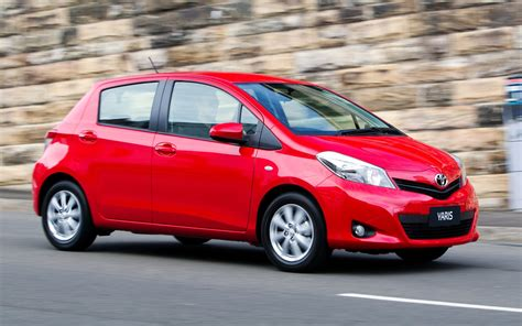 toyota in toyota yaris yr review caradvice