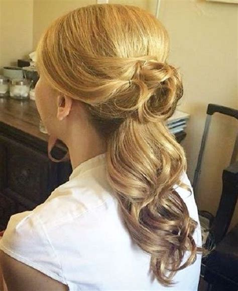 ombre half up half down hairstyles half up half down wedding hairstyles 50 stylish ideas