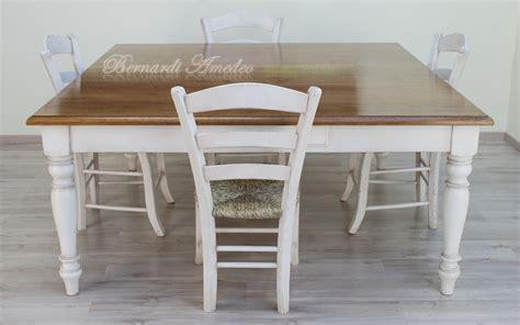 tavolo cucina quadrato beautiful tavolo cucina quadrato allungabile images