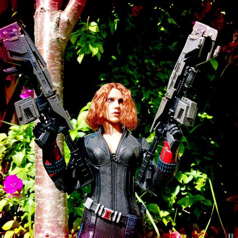 Toys Black Widow Aou 1 6 toys mms288 aou black widow collectible figure page 139