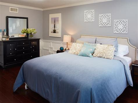 bedroom photo blue contemporary master bedroom photos hgtv